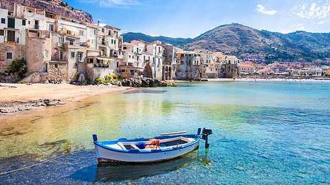 Sizilien: Diese Häuser kosten nur einen Euro - Foto: iStock / master2