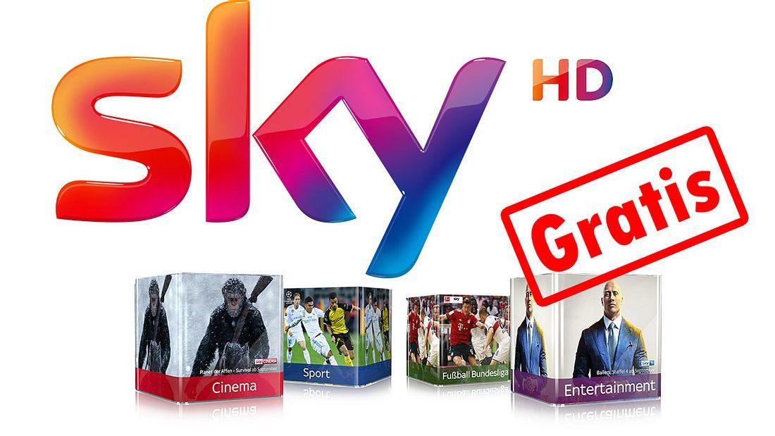 Sky gratis streamen