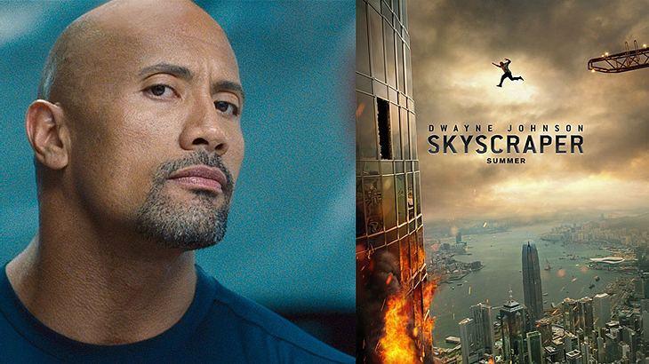 "Dwayne ""The Rock"" Johnson im Film ""Skycraper"""