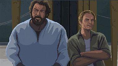 Digitale Prügel mit Bud Spencer & Terence Hill