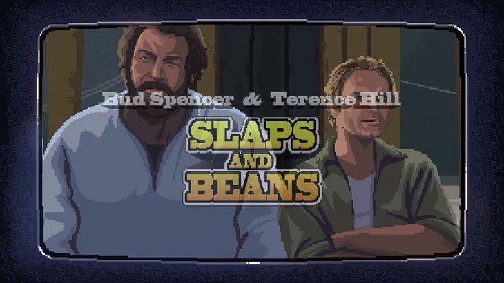 """Mit """"Slaps & Beans"""" könnten Bud Spencer und Terence Hill in deutsche Wohnzimmer zurückkehren"""