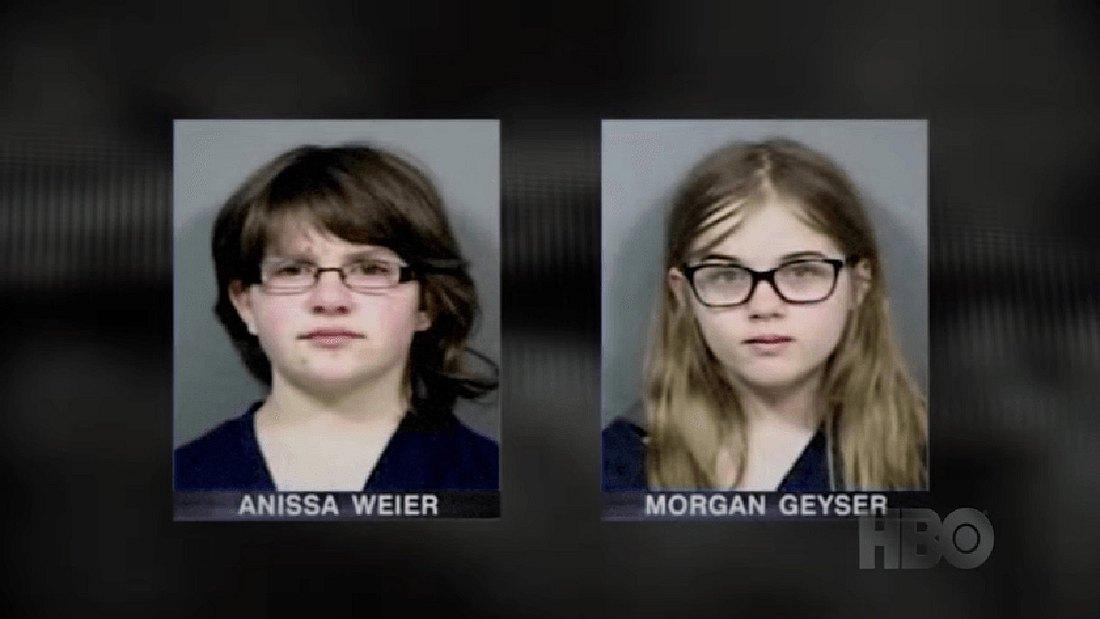 """""""Beware of Slenderman"""" - Diese beiden Mädchen versuchten ihre Mitschülerin zu töten"""