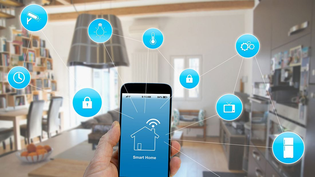 Vernetztes Zuhause: Smarthome