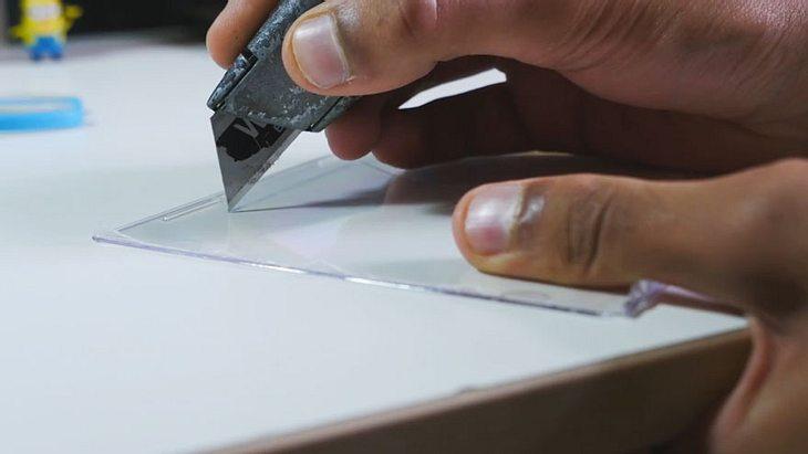 Mit diesen Schritten verwandelt man sein Smartphone in ein 3D-Hologramm