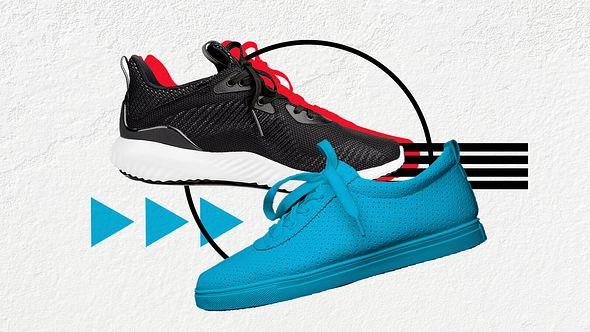 Sneaker-Trends 2021: Diese Sportschuhe trägt Mann heute