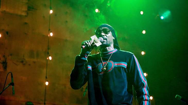 Snoop Dogg investiert 45 Millionen US-Dollar in Cannabis-Start-ups