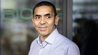 Biontech-Gründer Ugur Sahin - Foto: imago images / photothek