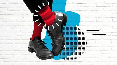Socken-Trends 2021: Das trägt Mann!