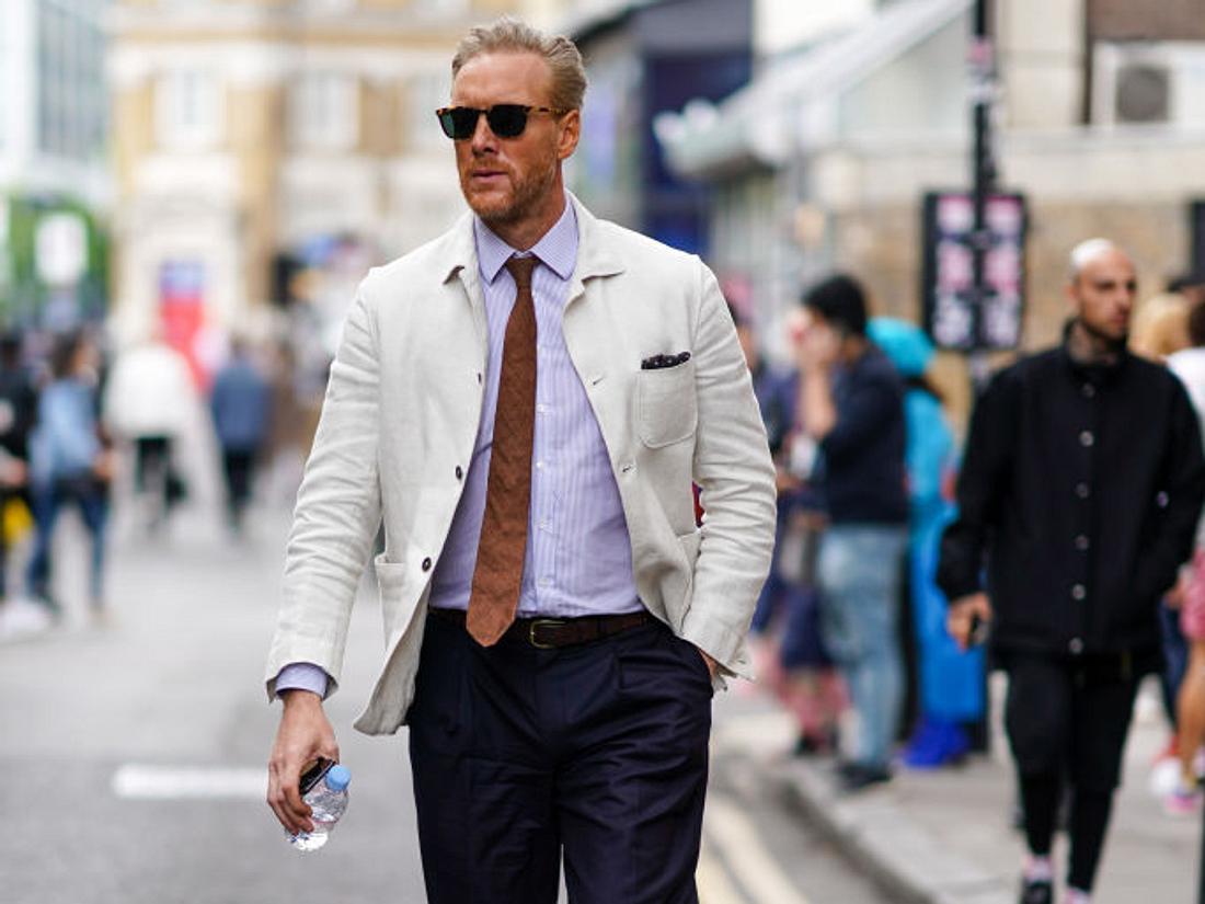 Sommerjacken-Trends 2021: Diese leichten Jacken trägt Mann ...