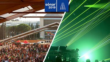 Sónar Festival 2020: Termin, Tickets, Preise, Camping und Line-up