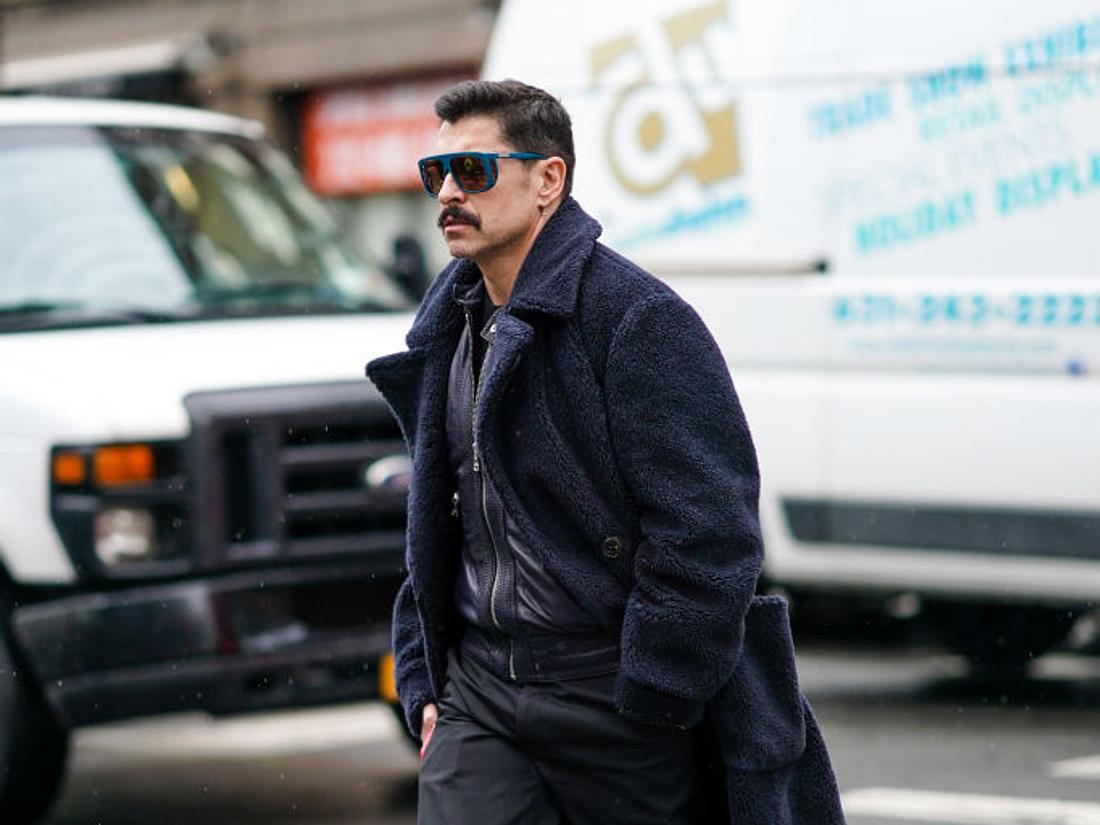Sonnenbrillen-Trends 2021: Das trägt Mann auf der Nase ...