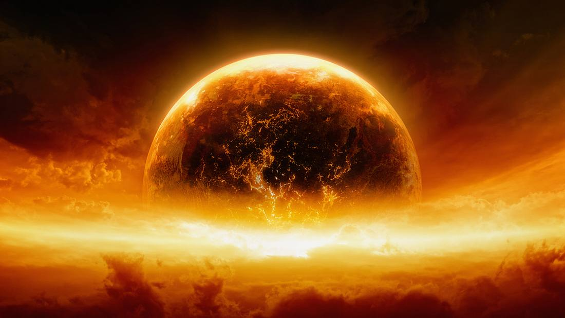 Apokalypse: Bringt Planet Nibiru uns den Weltuntergang?