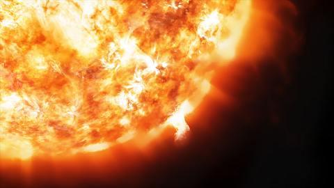 Sonnenstürme gibt es permanent - Foto: iStock/vitacopS