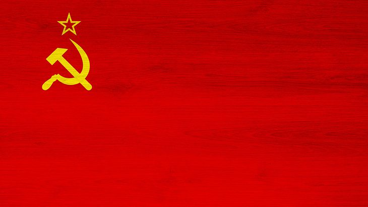 Flagge der Sowjetunion