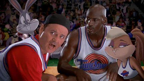 Space Jam 2 bestätigt - LeBron James ersetzt Michael Jordan