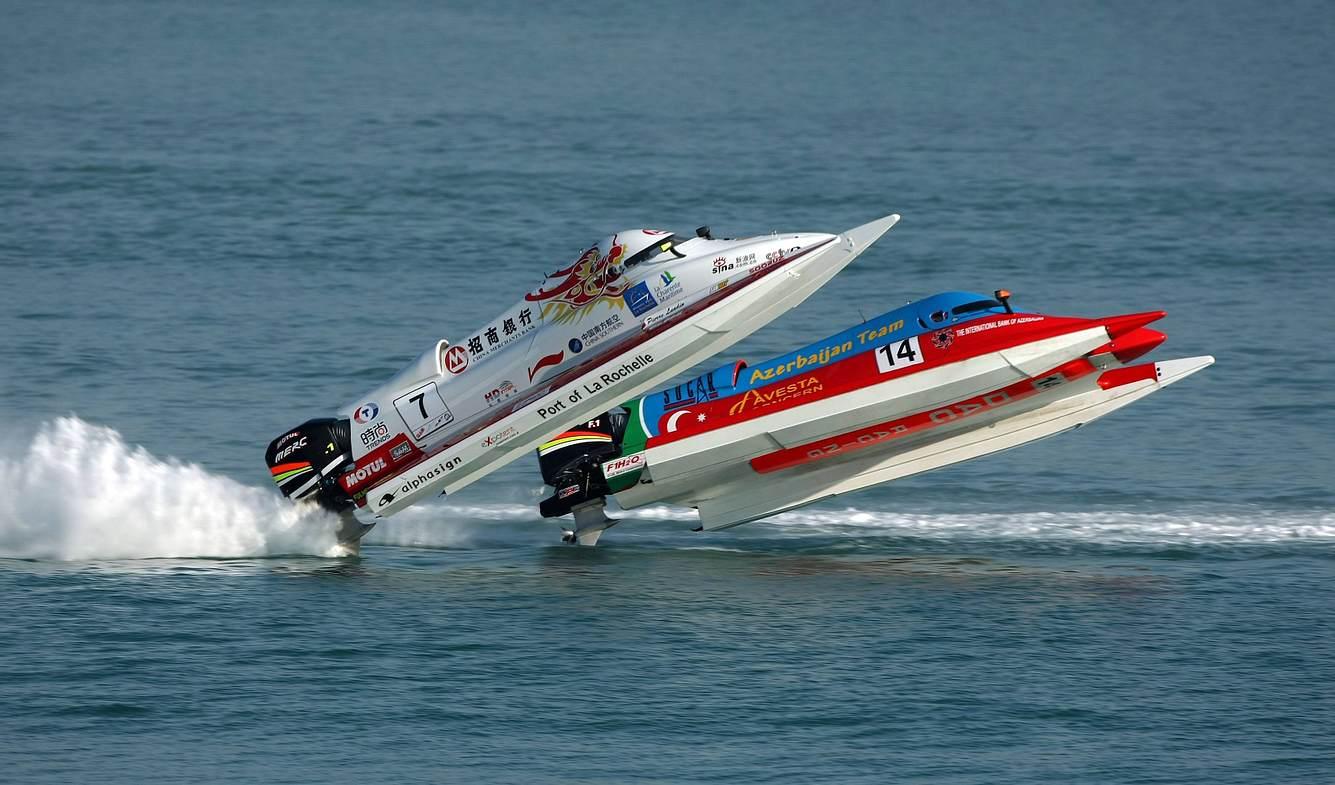 Speedboat-Unfall