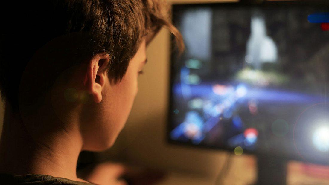 Onlinespiele-Sucht