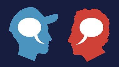 Die Macht der Worte - Foto: iStock / JakeOlimb