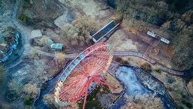 Spreepark in Berlin - Foto: Travelcircus