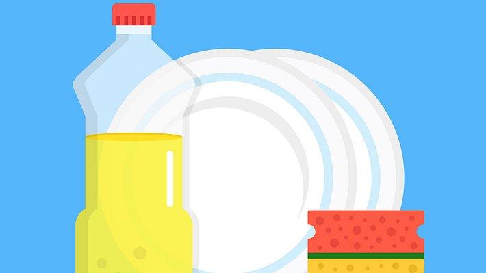 Spülmittel selber machen: So schnell und einfach geht's