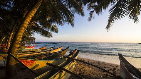 Strand in Sri Lanka - Foto: iStock / DavorLovincic