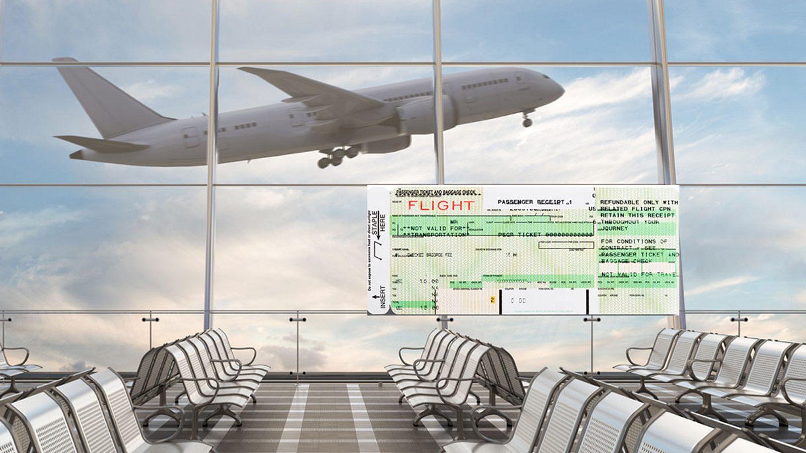 SSSS: Geheimer Code auf Flugtickets macht Gästen Probleme