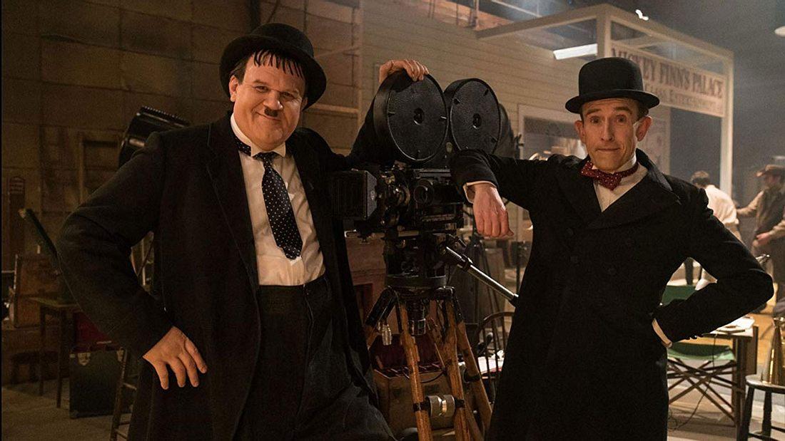 John C. Reilly und Steve Coogan in Stan & Ollie
