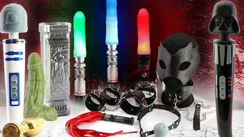 Star Wars inspiriertes Sexspielzeug - Foto: Geeky Sex Toys