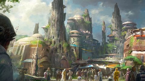 Neue Star Wars-Parks: Hier müssen Besucher mitspielen