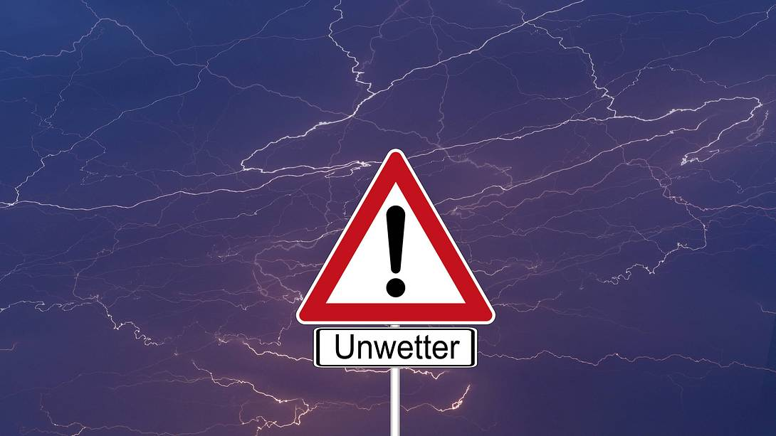 "Meteorologe warnt: ""Extreme Wetterlage bahnt sich an!"""