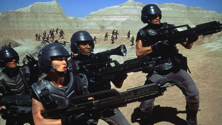 """""""Starship Troopers"""""""