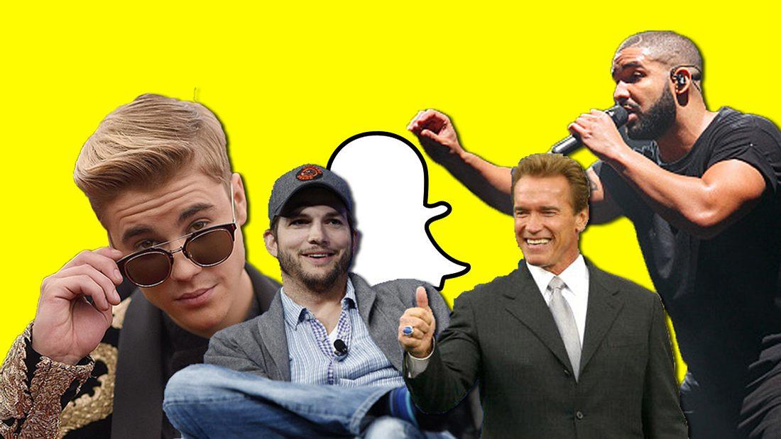 Ashton Kutcher, Justin Bieber, Drake, Arni: Diese Stars investieren in Start-ups
