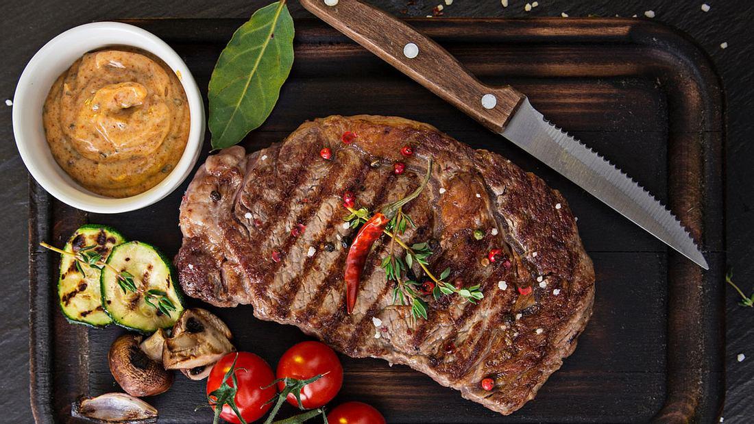 Steak: Des Mannes beliebtestes Gericht