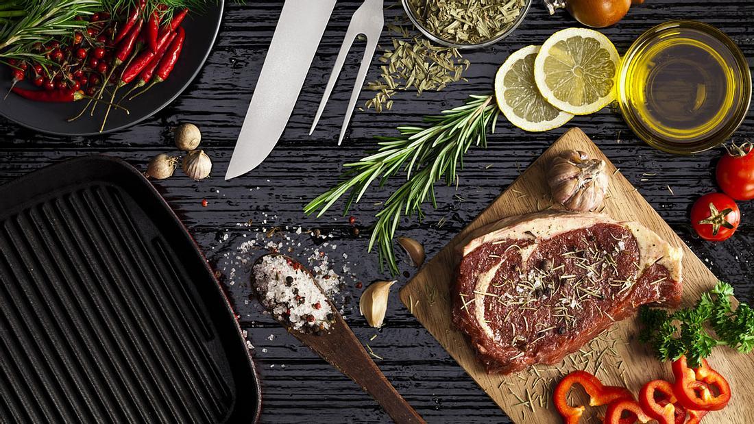 Steak braten wie ein Meisterkoch