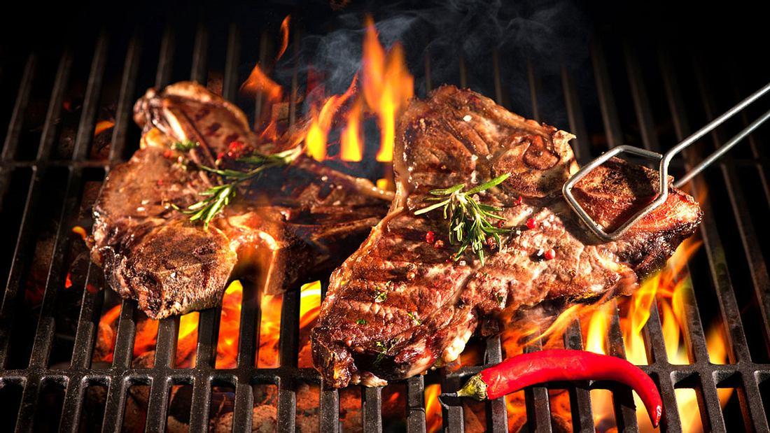 Steak richtig grillen