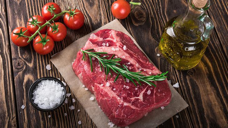 Das Geheimnis des perfekten Steaks: Entwässern mit Salz