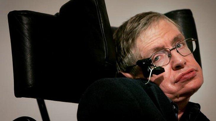 Stephen Hawking hat noch ein tolles Geschenk für seine Gemeinde