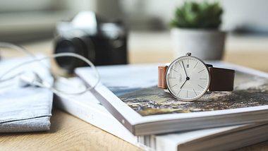 STERNGLAS: Stylische Bauhaus-Uhren aus Hamburg