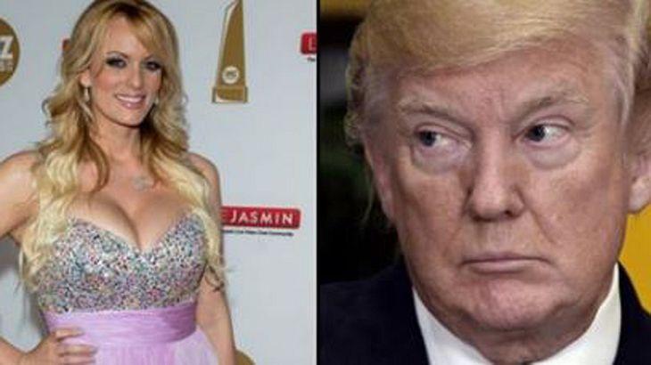 Stormy Daniels: Pornostar spricht über Sexaffäre mit Donald Trump