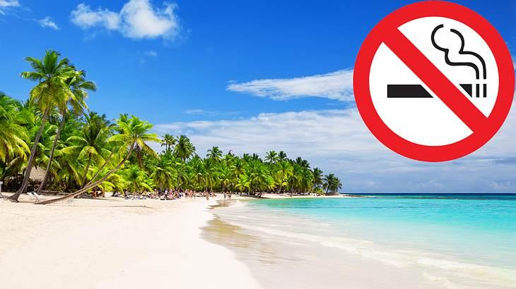 Thailand: Rauchverbot an beliebten Stränden