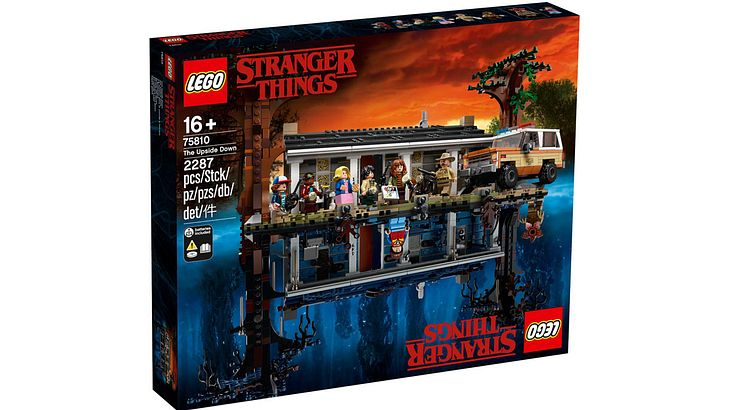 """Stranger Things""-Lego-Set"