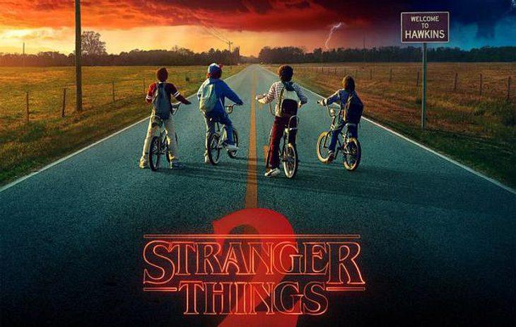 Erste Fotos von Stranger Things Staffel 2: Ghostbuster-Kostüme
