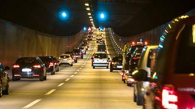 Der ADAC hat die wichtigsten europäischen Tunnel getestet: Übles Ergebnis
