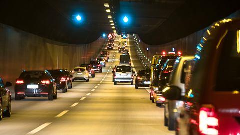 Straßentunnel - Foto: iStock / Lukassek