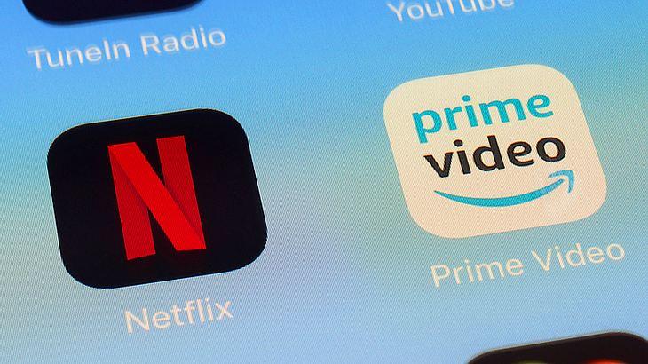 Streaming-Dienste Netflix, Amazon Prime Video & Co.