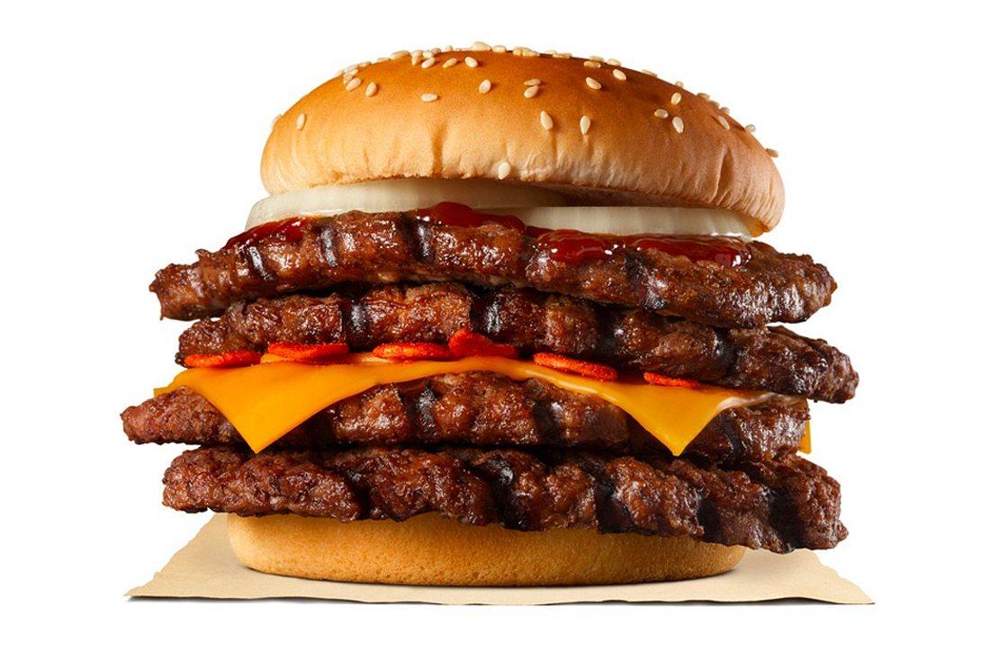 Strong Magma Burger
