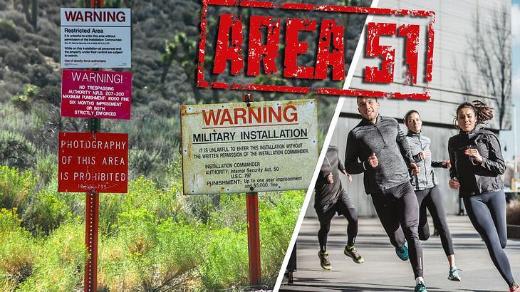 Sturm auf Area 51