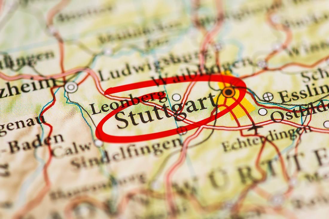 Rot umkreist und angepeilt: Ein Besuch in Stuttgart lohnt sich