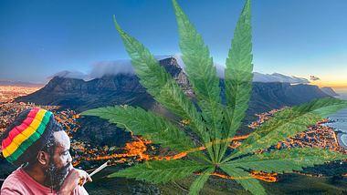 Südafrika erlaubt privaten Cannabis-Anbau und -konsum - Foto: iStock / peeterv / Michael Nosek / 4FR / RapidEye