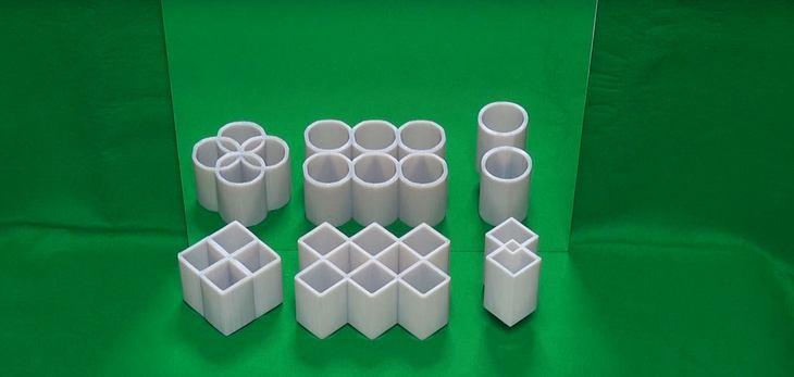 Die preisgekrönte Zylinder-Illusion des japanischen Künstlers Kokichi Sugihara